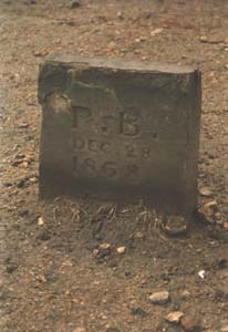 Priscilla's Grave Stone, Lucy Tower, Lincoln Castle