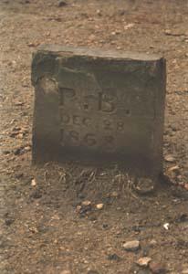 Priscilla's Grave Stone, Lucy Tower, Lincoln Castle