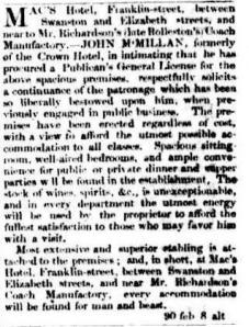 The Argus (Melbourne) Friday 3 February 1854 p 3