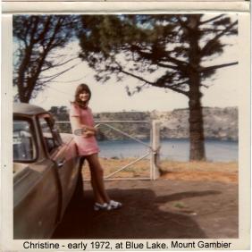 me blue lake