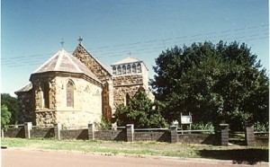 Holy Trinity Anglican, Photo: National Trust
