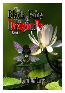 Black Fairy and the Dragonfly WordPress