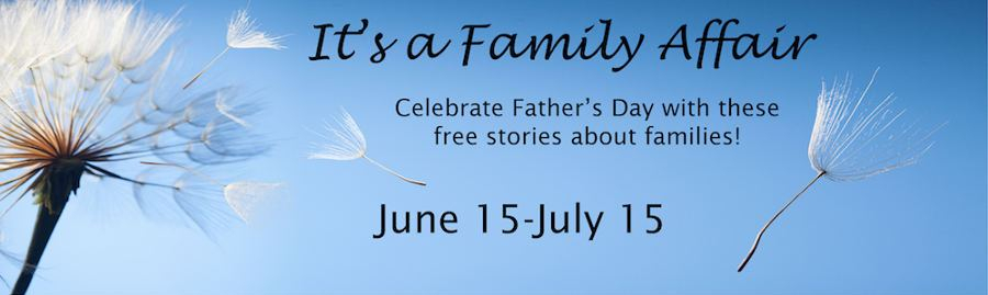 header book promotion Its a Family Affair